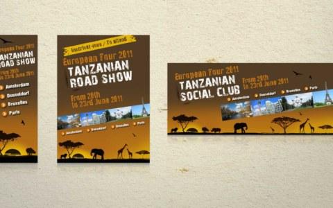 Tanzanie bannières PUB