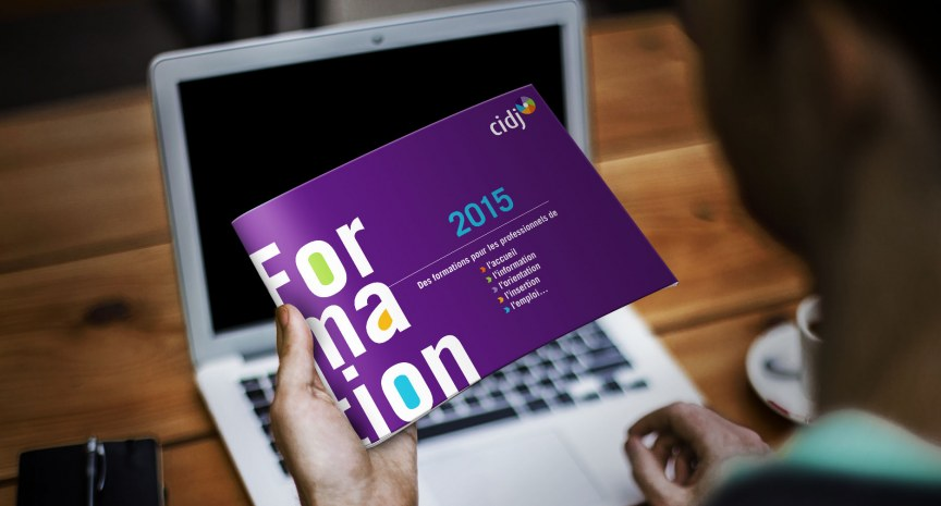 Cidj Catalogue Formation 2015