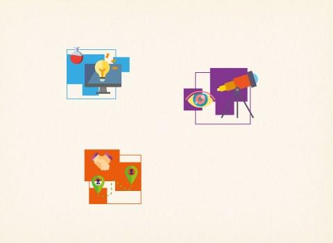 Création de pictogrammes pour Infotel