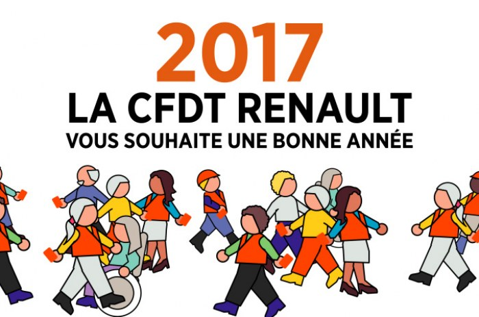 CFDT Renault Animation Voeux 2017